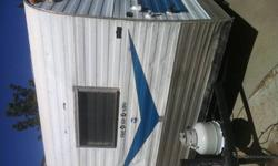 $2,400 Vintage 1967 Cardinal travel trailer RV 13ft
