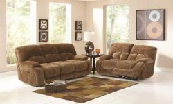 $2,440 Motorized Recllining sofa and loveseat with motorized