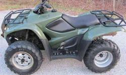 $2,450 2008 Rancher 420 Fuel Injected (Montgomery CO)