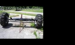$2,500 Gleaner Undercarriage