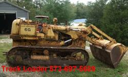 $2,500 HG-6 Allis Chambers Track Loader