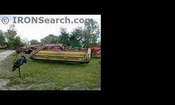 $2,500 New Holland 116 Mower Conditioner