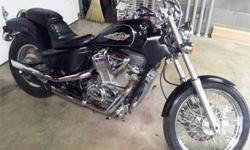 $2,500 OBO 1996 Honda Shadow 600 - immaculate - ready to