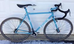 $2,500 OBO Singlespeed Cyclocross Bike - Engin Cycles