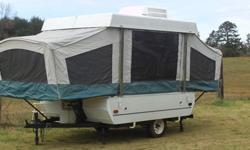 $4,000 Popup Pop Up Camper Trailer 2007 Rockwood Model ...
