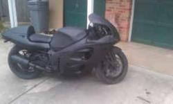 $2,500 suzuki one of a kind gsxr 750