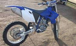 $2,550 2005 yamaha WR250F very clean, runs great and looks
