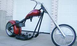 $2,700 2011 Demon Chopper Chassis