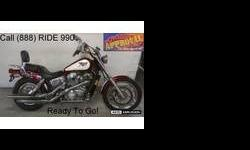 $2,799 1993 Honda Vt1100c Shadow