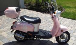 $2,800 OBO 2008 Schwinn Scooter Hope Pink Bike For Sale