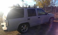 $2,800 OBO 96 Chevy Tahoe