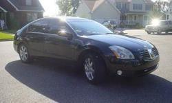 $2,821 2004 Nissan Maxima SL - See Please