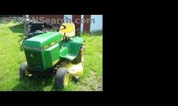 $2,895 John Deere 330 Mower/Riding