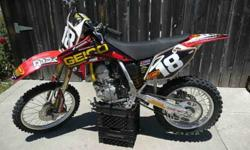 $2,900 2008 Honda crf150r Low Hours