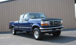 $2,906 1997 Ford F-250 4x4 Automatic