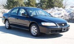 $2,906 2002 Honda Accord SE Keyless Entry
