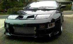 $2,932 1990 Nissan 300ZX with NO SCRATCHES