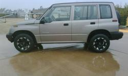 $2,950 1996 Chevrolet Tracker One Owner Super Clean