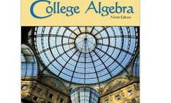 $2 College Algebra 9th Edition