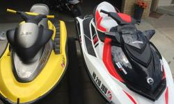 2 Jetskis Excellent Condition