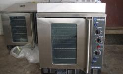 2 Moffat Commercial LP Gas Ovens - G32MS