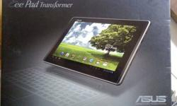 $300 Asus Eee pad Transformer Tablet FOR SALE!!
