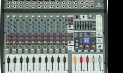 $300 Europower Behringer Powered Mixer