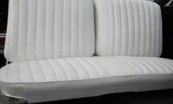 $300 For Sale Front Bench Seat 64 Impala White in Great Cond