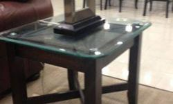 $300 Modern Coffee Table with Matching End Tables (Mountain