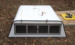 $300 OBO 6 1/2 foot camper top
