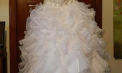 $300 OBO Brand new wedding dress for sale