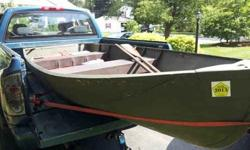 $300 row boat with oars