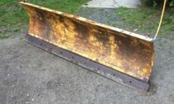$300 Snow Plows For Sale (6.5') and (7.5') Foot Plows