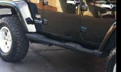 $300 Step bars for Jeep (Edmond)