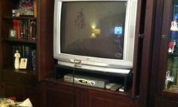 $300 Television Cabinet