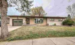 3012 Tomahawk Dr Rapid City Three BR, Classic home in a