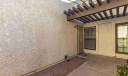 3030 S Alma School Road #25 Mesa, Adorable townhouse