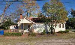 303 S 11th St Hartsville Two BR, Charming home in the heart