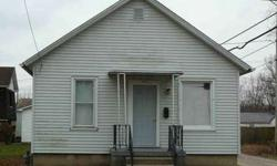 307 Lundy Street Streator, 2 BR, One BA home with an