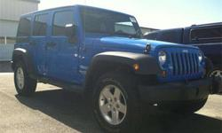 $30,000 2012 Jeep Wrangler Unlimited SPORT
