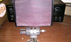 $30 2004 Jeep limited 4.7 V8 K&N air filter ( flat filter)