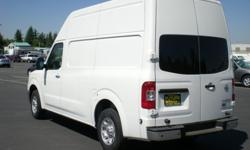 $30,399 3/4 Ton High Roof Cargo Van V8 Gas Engine
