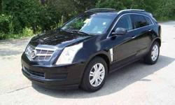 $30,997 2011 Cadillac SRX Luxury Collection