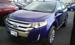 $30,999 2013 Ford Edge Limited Sport Utility 4D