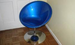 $30 Blue Neptune Collection-Type Chair