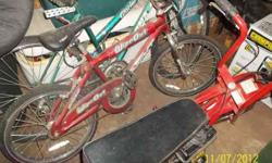 $30 BMX bike for sale (Konawa,Ada Etc.)