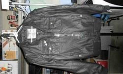 $30 Brave Soul Mens Leather Jacket
