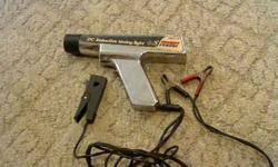 $30 DC inductive Timing light Penske Sears