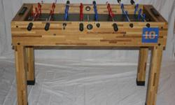 $30 Foos Ball Table