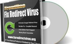 $30 Google Redirect Virus Removal Tool